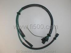 Zündkabelsatz mit Kupferseele 500 D/ F 1. Serie mit Zündspule links