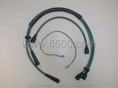 Zündkabelsatz mit Kupferseele 500 F 2. Serie /L/R mit Zündspule rechts