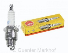 NGK - Zündkerze BPR 7 HS (radioentstört) für Motoren mit rundem Zylinderkopf