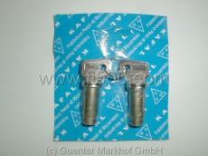 Satz Schließzylinder für Türgriffe, 2 Stück
