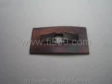 Befestigungsklammer für Emblem, 2,3mm