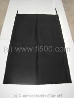 Verdeckbezug in schwarz aus hochwertigem Sonnenland Cabrio Verdeckstoff, Fiat 500 Giardiniera