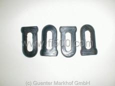 Satz Gummiunterlagen für Stoßstangenhalter, original Formteil