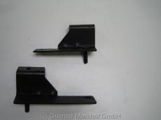 Satz Stoßstangenhalter vorn innen Fiat 126 letztes Modell (incl. BIS)