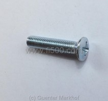 Schraube mit Linsenkopf für Türschloß innen 500 D / Giardiniera