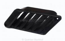 Luftschlitzabdeckung /Ansauggitter Kunststoff seitlich rechts