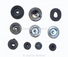 set of rubber plugs (11 pcs.)