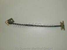 Motorhaubenhalteband / Fangband