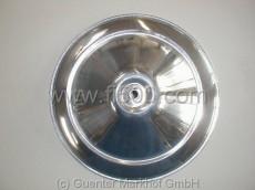 Radkappe aus Aluminium