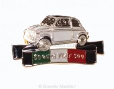 Anstecker zum 60. Geburtstag des Fiat 500 (60 anni Fiat 500)