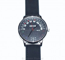 Tachouhr /Armbanduhr Fiat 126, Metallgehäuse