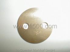 Vergaserklappe Ø 30mm, 78°, passend für Panda 30 oder 126 BIS Vergaser