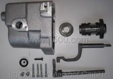 5 Gang Umbausatz (Hersteller Fa. Bacci, Italien, Übersetzung 26/35) auf ein Fiat 500 oder Fiat 126 Getriebe (Rennsportzubehör)