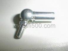 Kugelkopf, Winkelgelenk M 5x10mm für Vergaserklappe div. Sportvergaser