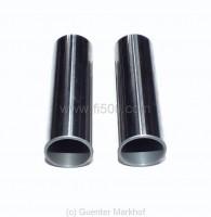 Satz leichte Spezial - Kolbenbolzen (aus deutscher Fertigung) - für 600 / 650 ccm Motor, ca. 20 Gramm/Stück leichter als Originalbolzen. Vorteil: mehr Laufruhe des Motors
