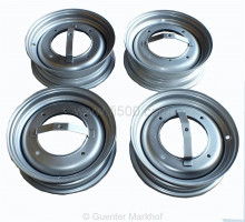set of rims 3,5x12, price is only for collect by yourself