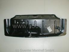 Kofferraumwanne mit Batteriehalter