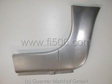 Reparaturblech Kotflügel/Schweller rechts vorn