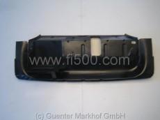 Kofferraumwanne mit Batterieblech