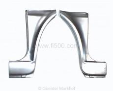 Satz Reparaturbleche Kotflügel / Schweller für Fiat 126