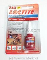 Loctite Schraubensicherung 243 (5 ml)