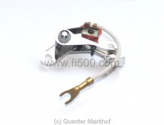 Contact set Fiat 850, 850 Sport / Spider, Marelli Distributer
