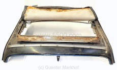 used Roof with folding top for Autobianchi Panorama